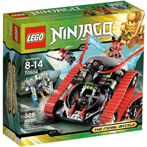 The Final Battle Garmatron Set LEGO 70504