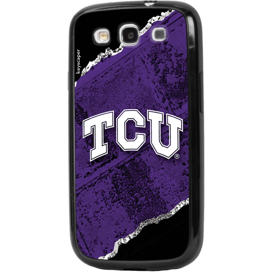 Texas Christian Horned Frogs Galaxy S3 Bumper Case
