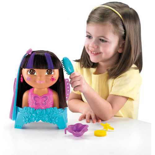 Fisher-Price Splash & Surprise Fairy Dora