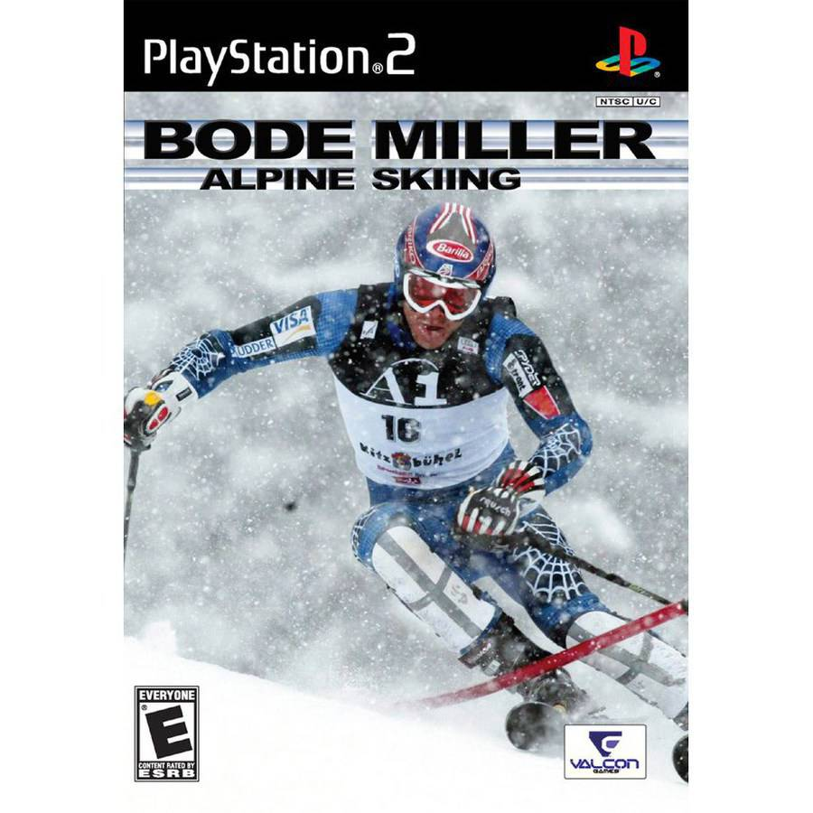 Bode Miller Skiing (PS2)