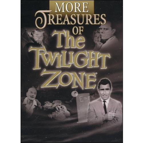 More Treasures Of The Twilight Zone (Full Frame)