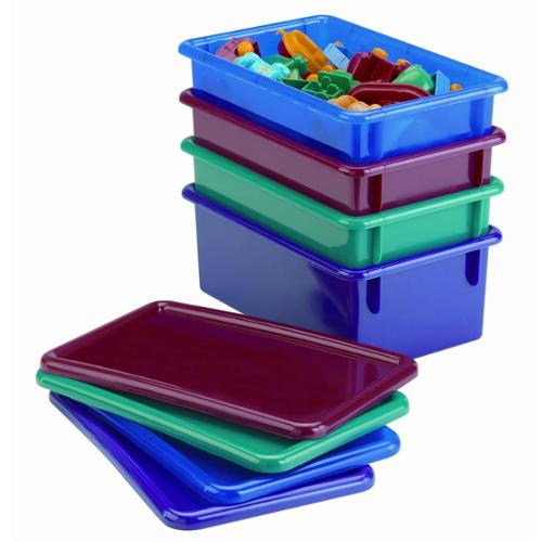 Jonti Craft Cubbie Tray (Green, Teal)