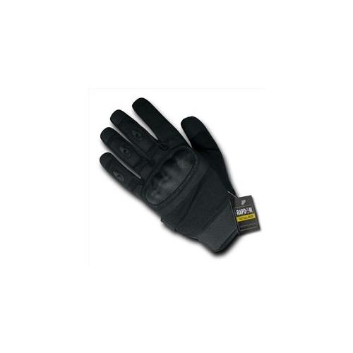 RapDom F01-PL-BLK-02 Terminator Level 5 Glove - Black, Medium