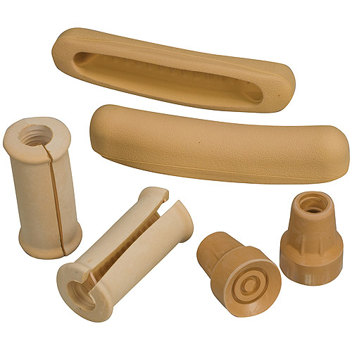 DMI Split Handgrip Crutch Accessory Kit