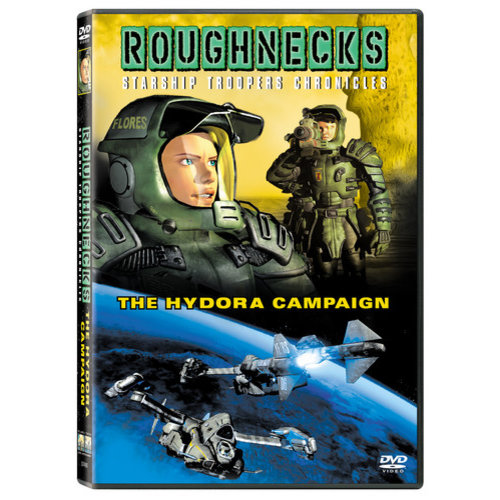 Roughnecks: Starship Troopers Chronicles - The Hydora Campaign (Full Frame)