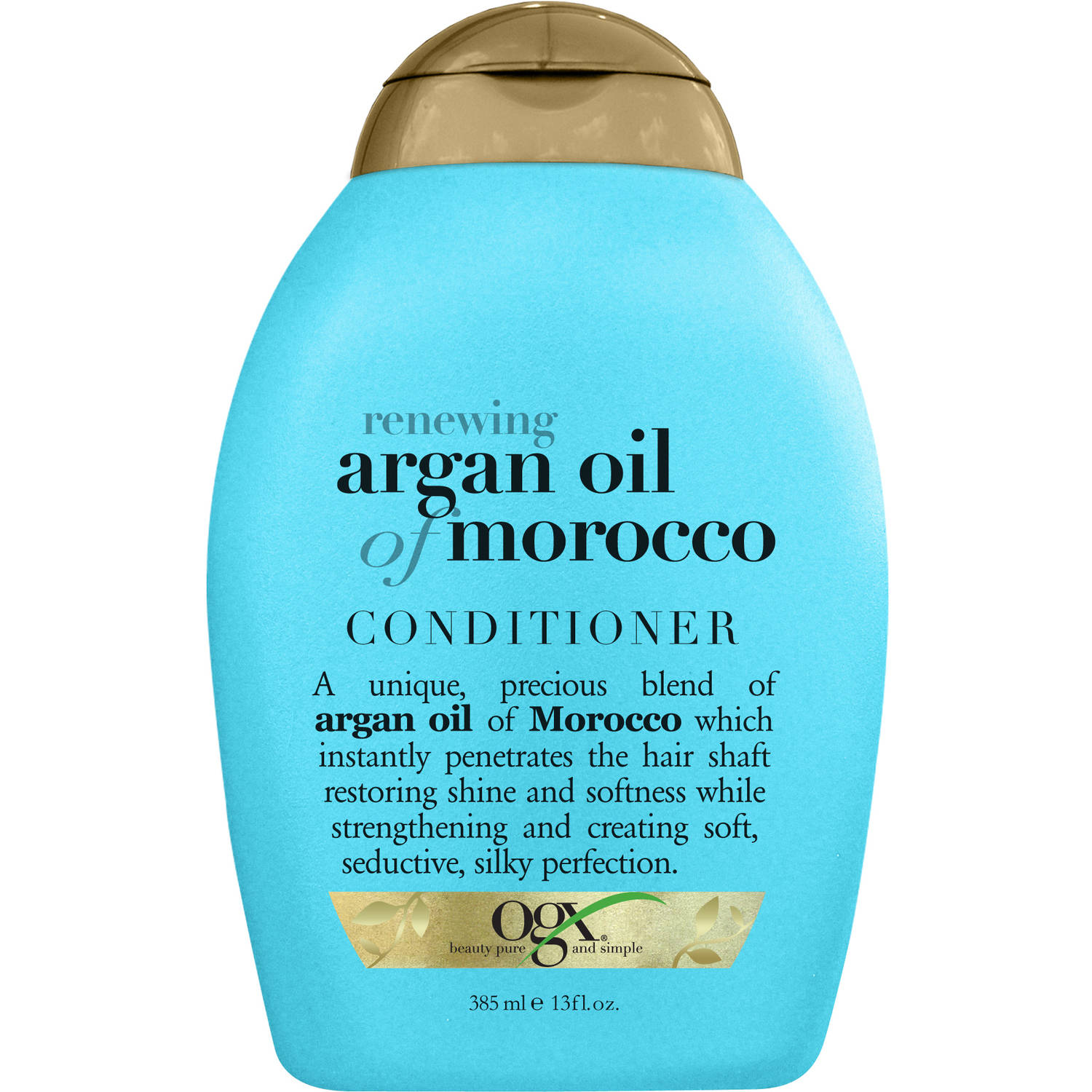 OGX Renewing Moroccan Argan Oil Conditioner, 13 oz