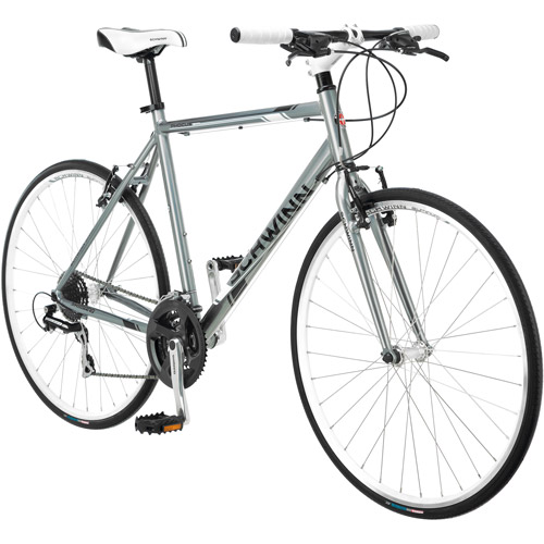 700c Schwinn Phocus 1500 Men's Road Bike, Silver
