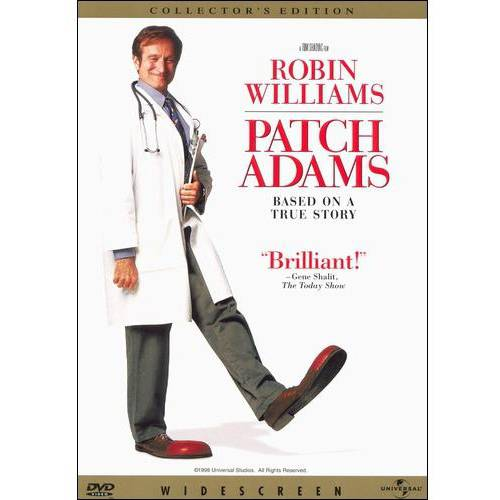 PATCH ADAMS (DVD) COLLECTORS EDITION ANAMORPHIC W/S 2.35:1