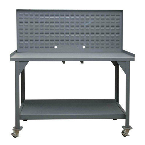 Durham Manufacturing Mobile Steel Workbench