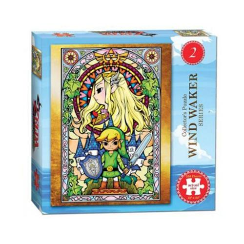 The Legend of Zelda Wind Waker Puzzle