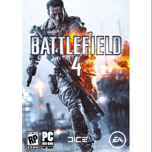 Ea Battlefield 4 - Action/adventure Game Retail - Pc (73028)