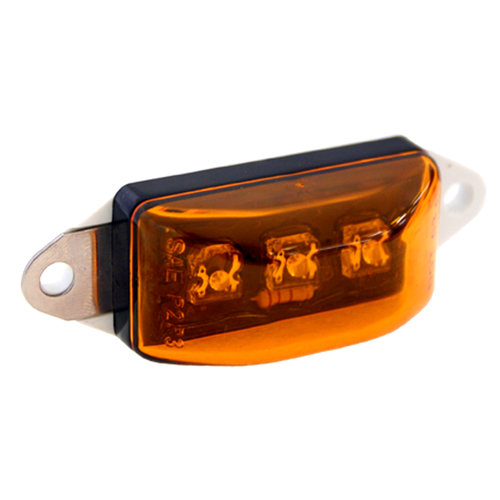 Blazer International LED Mini Clearance Light, Amber