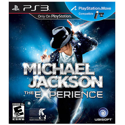 Michael Jackson: The Experience (PS3) - Pre-Owned