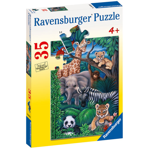 Ravensburger Animal Kingdom Puzzle