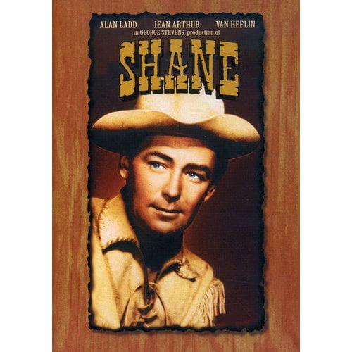 Paramount Home Vid Shane-  Dvd