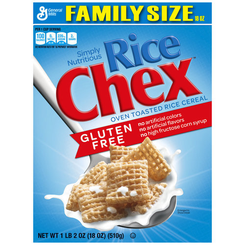 Rice Chex�� Cereal 18 oz. Box