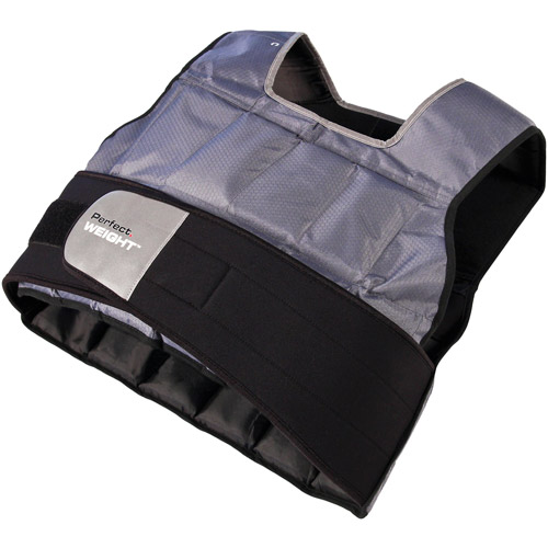 Perfect Fitness Perfect Weight Vest, 20 lb