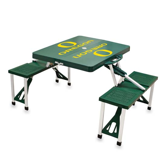 Oregon Picnic Table (Green)