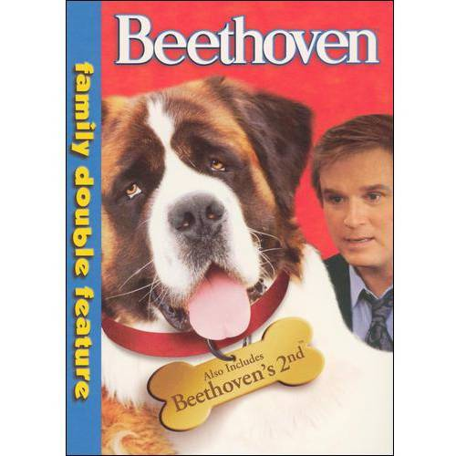 Beethoven Family Double Feature: Beethoven / Beethoven's 2nd (Full Frame, Widescreen)