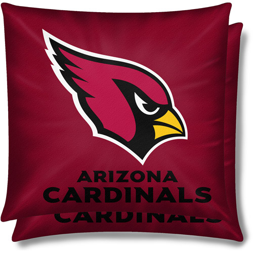 NFL 2pk Pillow Set, Arizona Cardinals