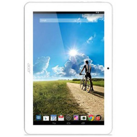 "GET Manufacturer Refurbished Acer Aspire Iconia One with WiFi 10.1"" Touchscreen Tablet PC Featuring Android 5.1 (Lollipop) White OFFER"