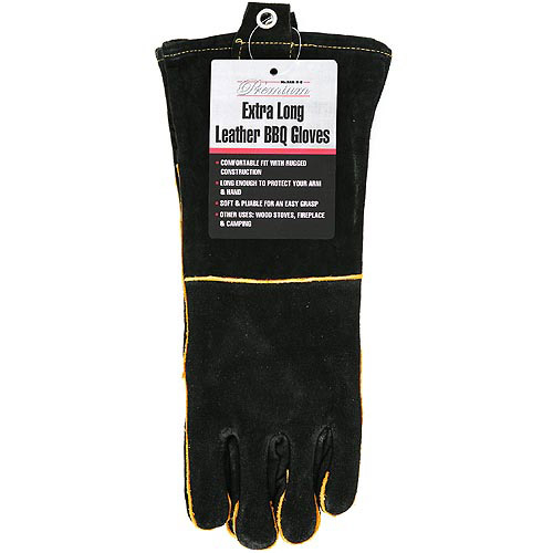 Mr. Bar-B-Q Leather Barbecue Glove, 40113X