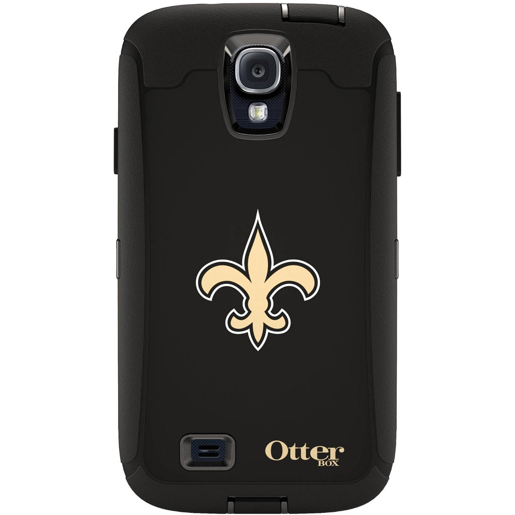 OtterBox Defender NFL Series Case for Samsung Galaxy S4, Saints