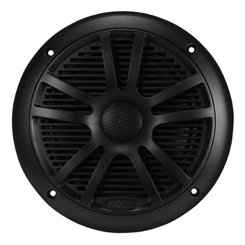 "Boss Audio MR6B Marine Black 6.5"" Dual Cone [pair] 180 Watts"