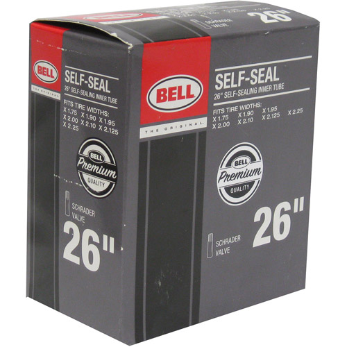 "Bell Sports 26"" Self-Sealing Bike Inner Tube"