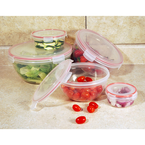 Cook Pro 10-Piece Food Storage Set