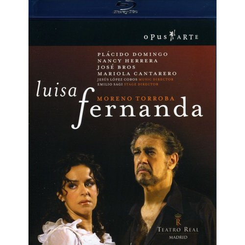Luisa Fernanda (Blu-ray) (Widescreen)