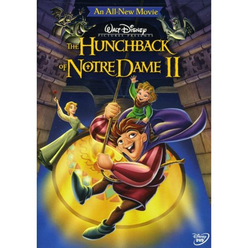 The Hunchback Of Notre Dame II (Widescreen)