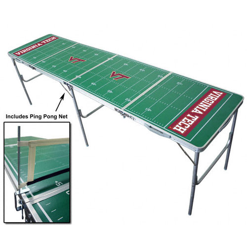 Virginia Tech 2x8 Tailgate Table