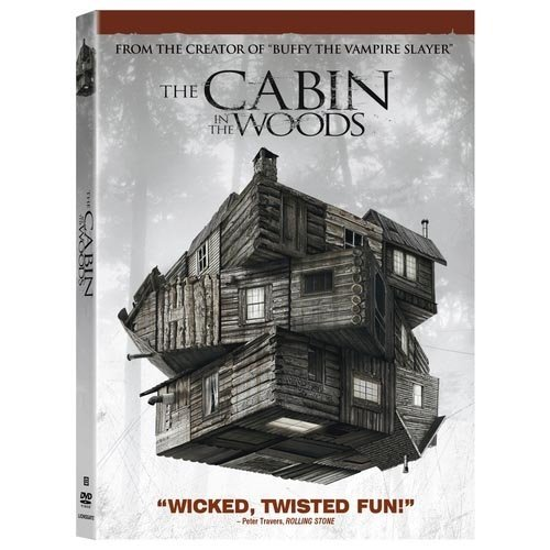 CABIN IN THE WOODS (DVD W/DIGITAL COPY/WS/ENG/ENG SUB/SPAN SUB/5.1DD)