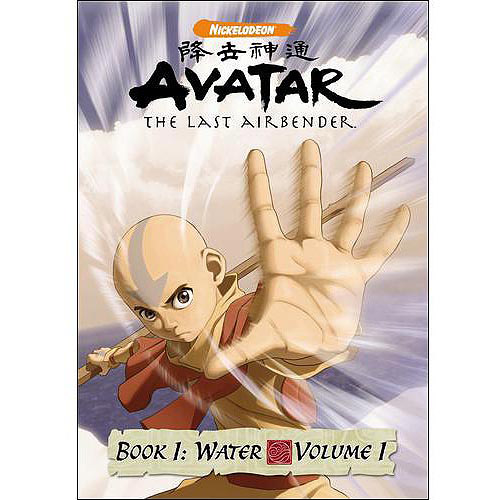 Avatar - The Last Airbender: Book 1 - Water, Vol. 1 (Full Frame)