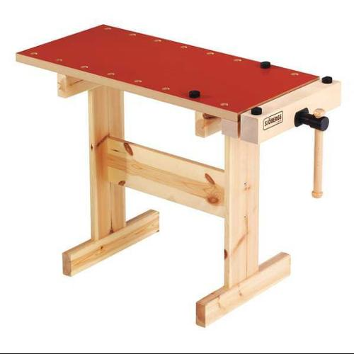 SJOBERGS SJO-33207 Workbench,20 in. Hx14 in. Wx32 in. D G0697929