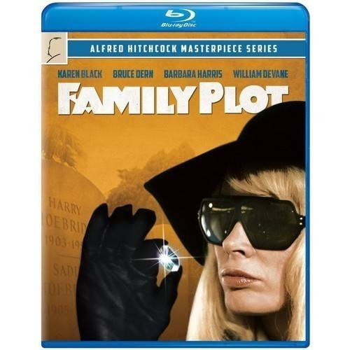 Family Plot (Blu-ray) (Widescreen)