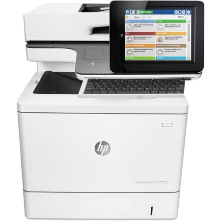 HP Color LaserJet Enterprise M577z Multifunction Printer Copier Scanner Fax Machine by