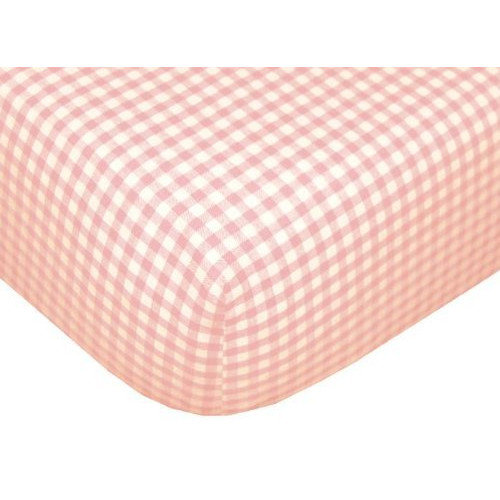 Tadpoles Tadpoles Classic Gingham Fitted Sheet (Set of 2)