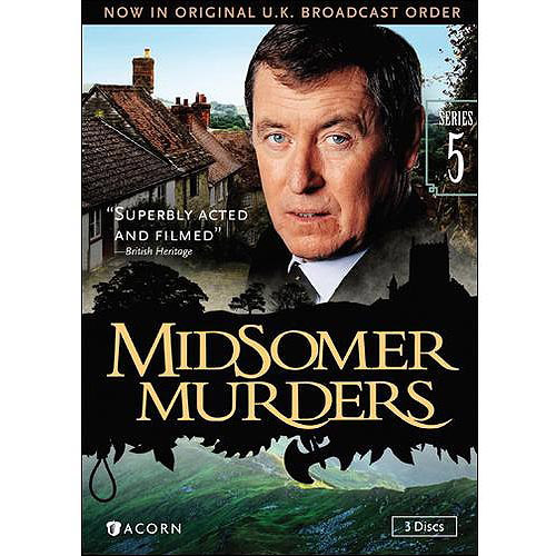 Midsomer Murders: Series 5 (Full Frame)