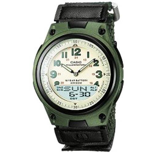 Casio Green Casual Sports Watch