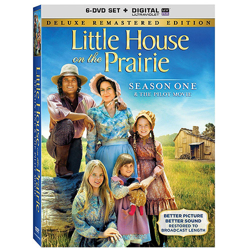 LITTLE HOUSE ON THE PRAIRIE SEASON 1 COLLECT EDIT (DVD/UV/ENG/ENG SUB/6DISC