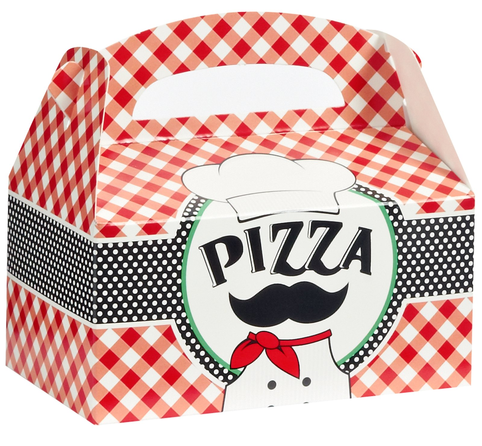 Itzza Pizza Party - Empty Favor Boxes