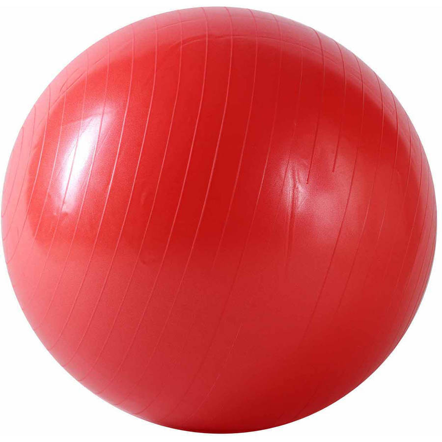 Sunny Health and Fitness Anti-Burst Gym Ball