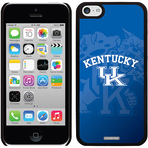 Kentucky Watermark Design on iPhone 5c Thinshield Snap-On Case by Coveroo