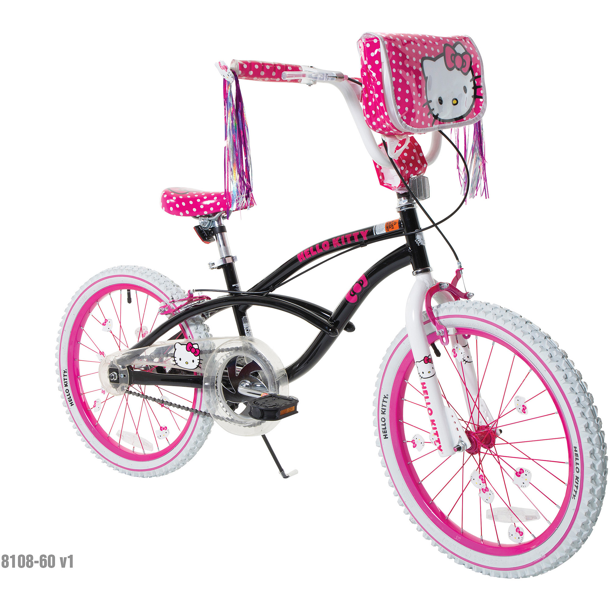 "20"" Hello Kitty Girl's BMX Bike"