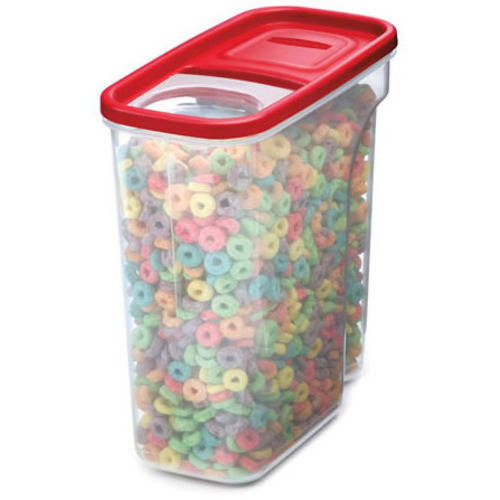 Rubbermaid 18-Cup Dry Food Cereal Keeper