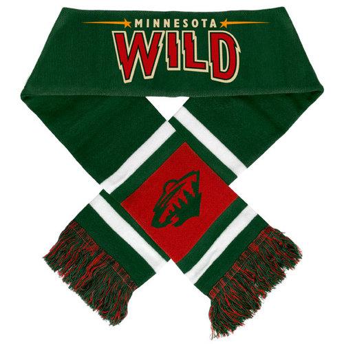 NHL - Minnesota Wild Stripe Scarf