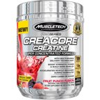 MuscleTech Pro Series CreaCore Creatine Fruit Punch Fusion Dietary Supplement, 9.14 oz