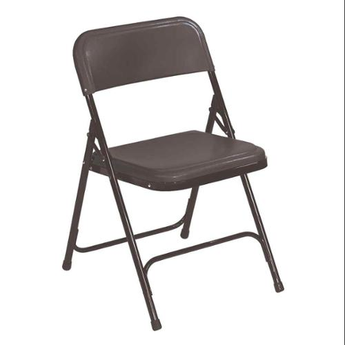 Premium Lightweight Chair with Steel Frame - Set of 4